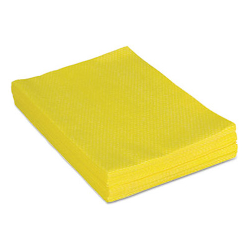 Cascades Golden Dusters Dusting Cloths, 16 x 24, Yellow, 50/Pack, 8 Pack/Carton (CSD 3213)