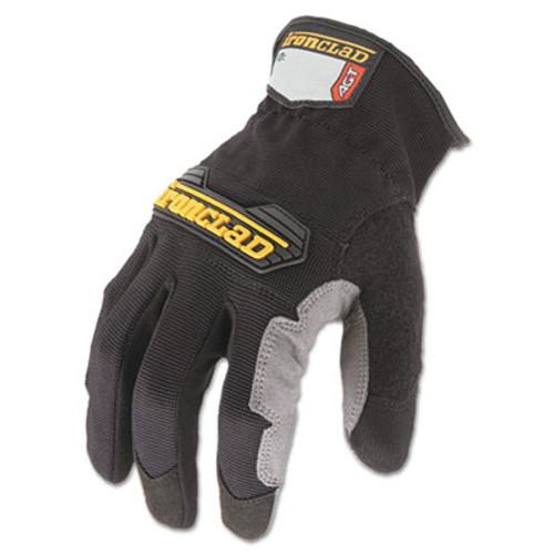 Ironclad Workforce Glove, Medium, Gray/Black, Pair (IRNWFG03M)