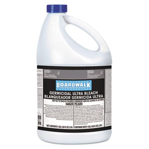 Boardwalk Ultra Germicidal Bleach, 1 Gallon Bottle, 6/carton (BWK 340-6)