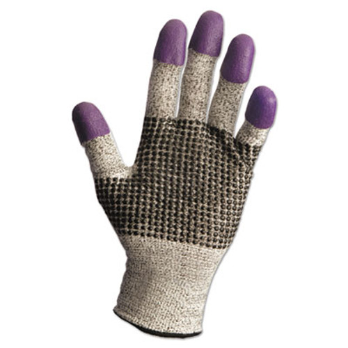 Jackson Safety* G60 PURPLE NITRILE Cut Resistant Glove, 220mm Length, Small/Size 7, BE/WE, PR (KCC 97430)
