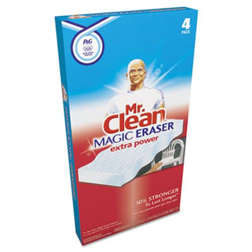"Mr. Clean Magic Eraser Extra Durable, 4 3/5"" x 2 2/5"", 4/Box (PGC82038)"