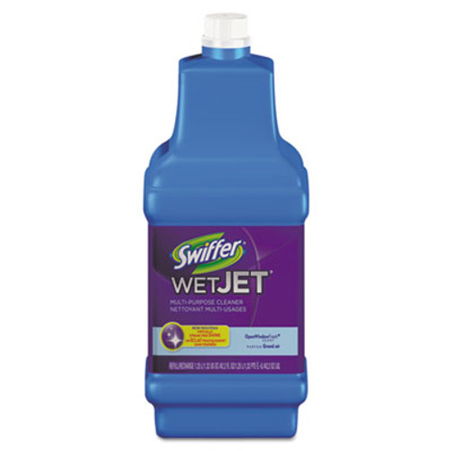 Swiffer WetJet System Cleaning-Solution Refill, 1.25 Liter, Open Window Fresh w/ Dawn (PGC 23679CT)