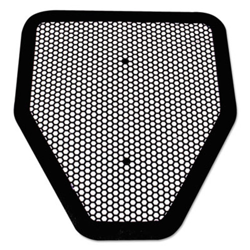 Big D Industries Deo-Gard Disposable Urinal Mat, Charcoal, Mountain Air, 17 1/2x20 1/2, 6/Carton (BGD 6668)