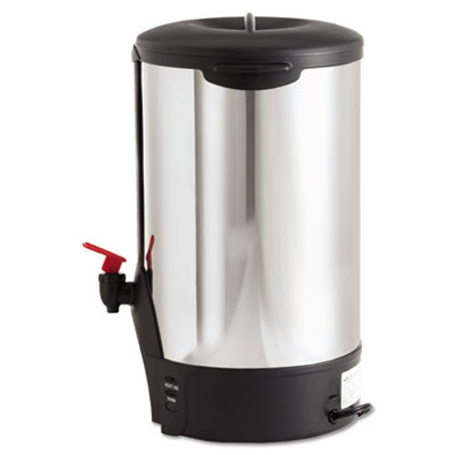 Coffee Pro 50-Cup Percolating Urn, Stainless Steel (OGFCP50)