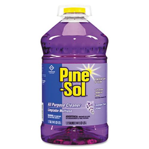 Pine-Sol All-Purpose Cleaner, Lavender, 144 oz, 3 Bottles/CT (CLO97301)