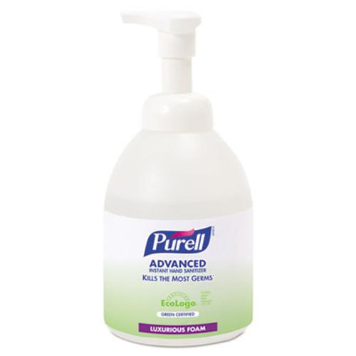 PURELL Advanced Green Certified Instant Hand Sanitizer Foam, 535 ml Bottle (GOJ 5791-04)