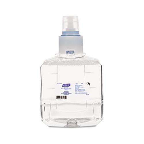 PURELL Advanced Instant Hand Sanitizer Foam, LTX-12 1200mL Refill, Clear, 2/Carton (GOJ190502CT)
