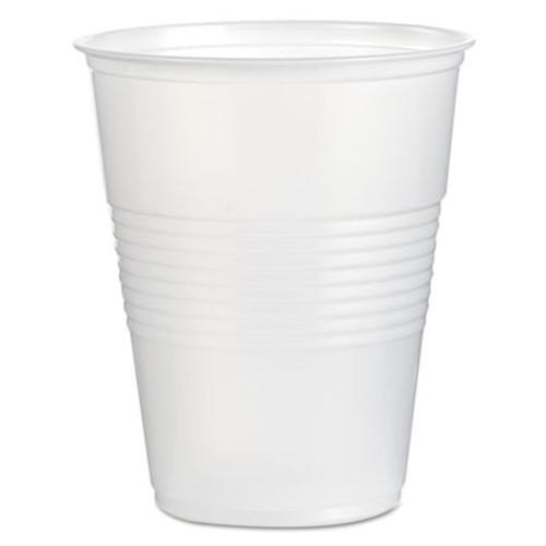 Boardwalk Translucent Plastic Cold Cups, 16oz, 50/Pack (BWKTRANSCUP16CT)