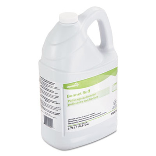 Diversey Bonnet Buff, Unscented 1 gal Bottle, 4 Bottles/Carton (DVO95002700)