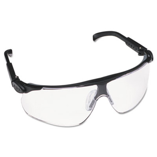 3M Maxim Protective Eyewear, Teal Frame/Clear Lens, Anti-Fog DX Hard-Coat (MMM62235)