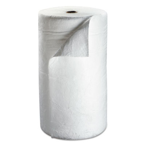 "3M High-Capacity Petroleum Sorbent Roll, 38"" x 144ft, 73gal Capacity (MMM28990)"