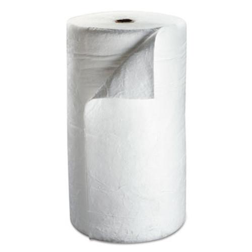 "3M High-Capacity Petroleum Sorbent Roll, 38"" x 144ft, 73gal Capacity (MMM28990)"
