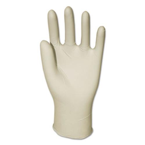Boardwalk General Purpose Powdered Latex Gloves, Medium, 100/Box (BWK355MBX)