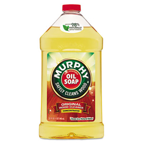 Murphy Original Wood Cleaner, Liquid, 32oz, 9/Carton (CPC01163CT)