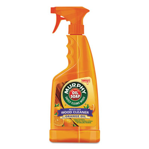 Murphy Spray Formula, All-Purpose, Orange, 22 oz Spray Bottle, 9/Carton (CPC01031)