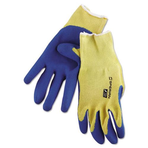 Honeywell Tuff-Coat II Gloves, Blue/White, X-Large, Dozen (HWLKV300XLDZ)