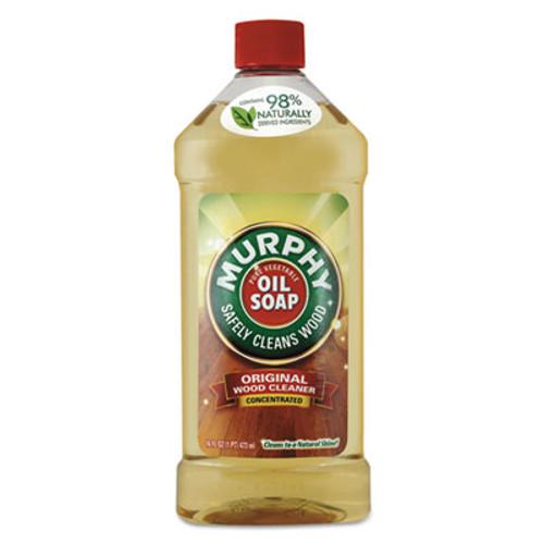 Murphy Oil Soap Concentrate, Fresh Scent, 16 oz Bottle, 9/Carton (CPC01131)