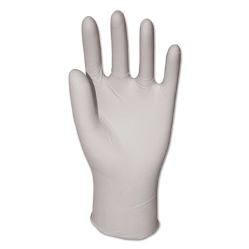 GEN General Purpose Vinyl Gloves, Powder-Free, Medium, Clear, 3 3/5 mil, 1000/Carton (GEN8961MCT)