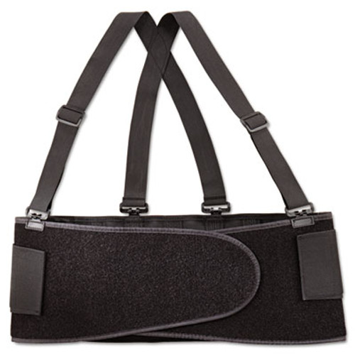 Allegro Economy Back Support Belt, X-Large, Black (ALG717604)