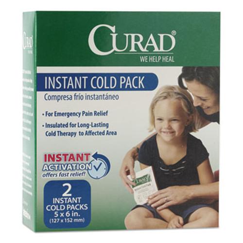 Curad Instant Cold Pack, 2/Box (MIICUR961R)