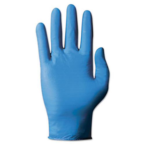 AnsellPro TNT Blue Disposable Gloves, Medium, Nitrile (ANS92575M)