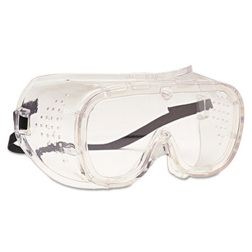 Bouton 440 Basic Direct Vent Goggles, Clear Lens (BOU4400300)