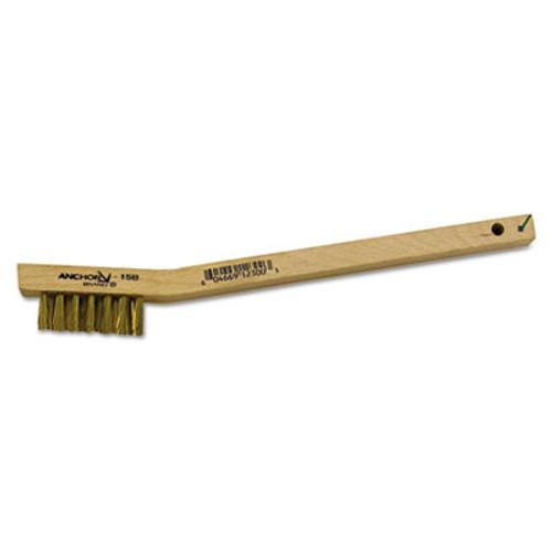 Anchor Brand Utility Brush, Brass (ANR15B)
