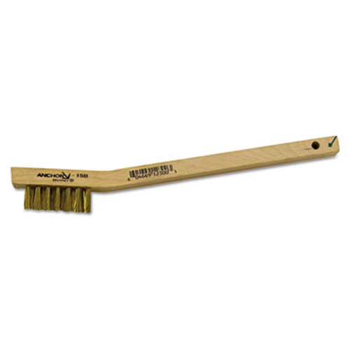 Anchor Brand Utility Brush, Brass (ANR15B)