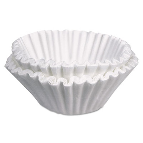BUNN Commercial Coffee Filters, 6 Gallon Urn Style, 252/Pack (BUN6GAL20X8)