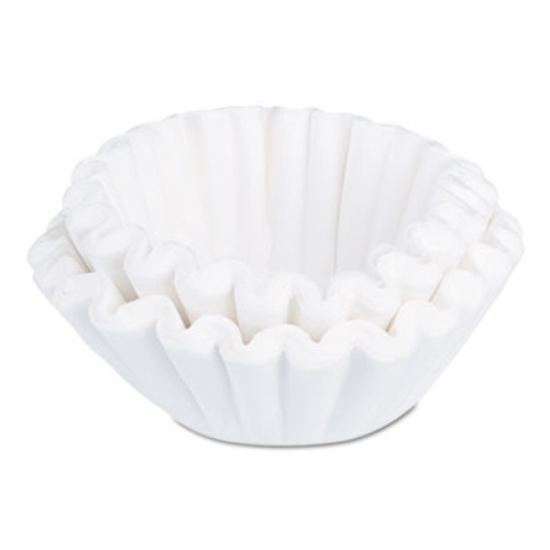 BUNN Commercial Coffee Filters, 1.5 Gallon Brewer, 500/Pack (BUNGOURMET504)