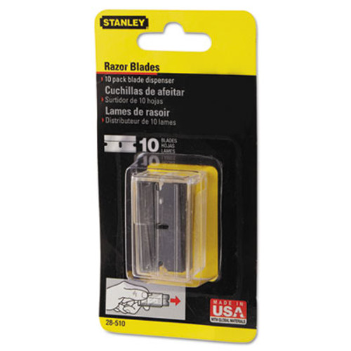 Stanley Tools Single Edge Razor Blade (BOS28510)