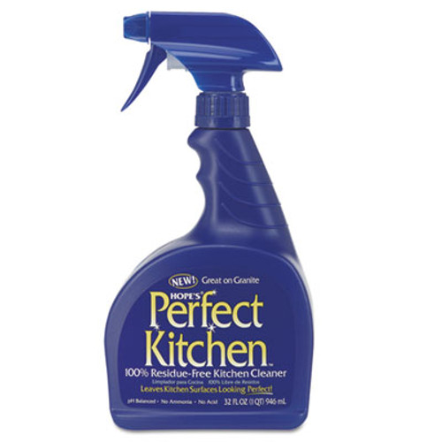 Hope's Perfect Kitchen Cleaner, 32oz Spray Bottle (HOC32PK6)