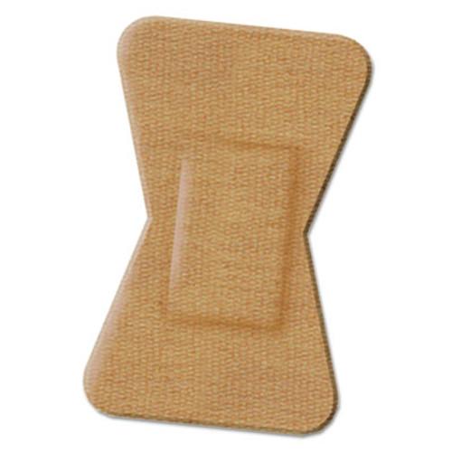 Curad Flex Fabric Bandages, Fingertip, 100/Box (MIINON25513)