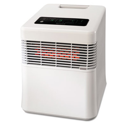 Honeywell Energy Smart HZ-970 Infrared Heater, 15 87/100 x 17 83/100 x 19 18/25, White (HWLHZ970)