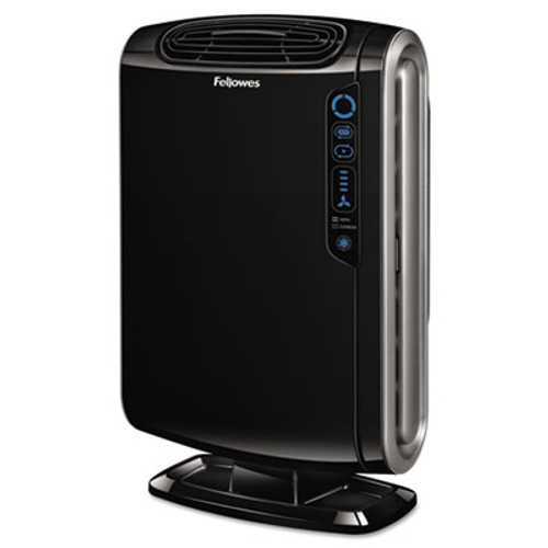 AeraMax Air Purifiers, HEPA and Carbon Filtration, 200-400 sq ft Room Capacity, Black (FEL9286101)