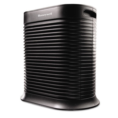 Honeywell True HEPA Air Purifier, 465 sq ft Room Capacity, Black (HWLHPA300)
