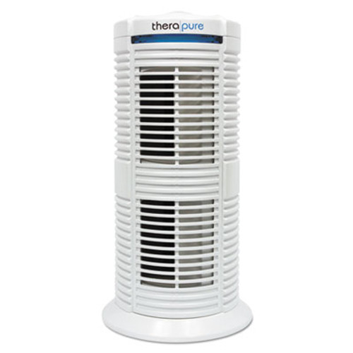 Therapure TPP220M HEPA-Type Air Purifier, 70 sq ft Room Capacity, White (ION90TP220TW01W)