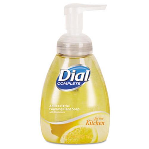 Dial Antimicrobial Foaming Hand Wash, Light Citrus, 7.5oz Pump Bottle (DIA06001)