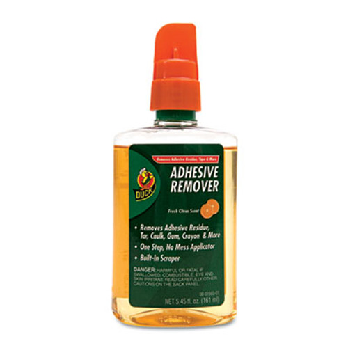 Duck Adhesive Remover, 5.45oz Spray Bottle (DUC000156001)
