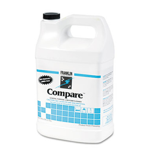 Franklin Cleaning Technology Compare Floor Cleaner, 1gal Bottle (FKLF216022EA)