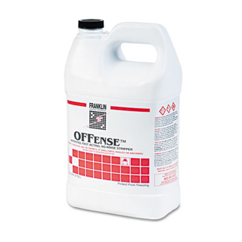 Franklin Cleaning Technology OFFense Floor Stripper, 1gal Bottle (FKLF218022EA)