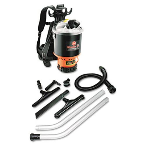 Hoover Backpack Vacuum, 9.2lb, Black (HVRC2401)