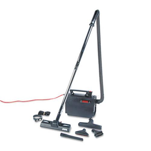 Hoover Portapower Lightweight Vacuum Cleaner, 8.3lb, Black (HVRCH3000)