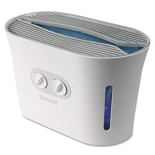 Honeywell Easy-Care Top Fill Cool Mist Humidifier, White, 16 7/10w x 9 4/5d x 12 2/5h (HWLHCM750)
