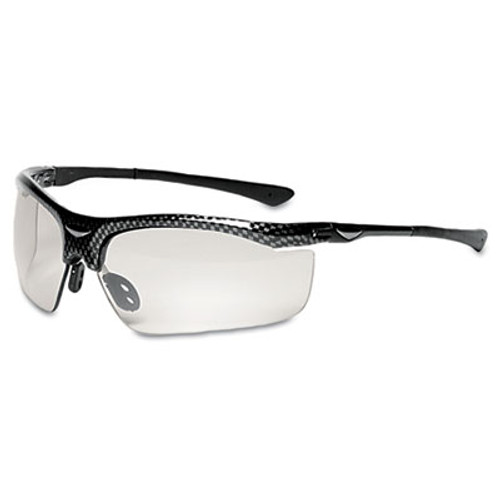 3M SmartLens Safety Glasses, Photochromatic Lens, Clear Frame (MMM13407000005)
