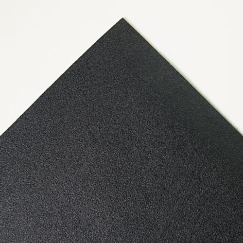 3M Safety-Walk Cushion Mat, Antifatigue & Antimicrobial, Vinyl, 36 x 60, Black (MMM34826)