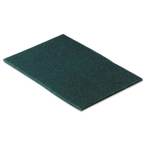 Scotch-Brite PROFESSIONAL General Purpose Scouring Pad, 6 x 9, 10/Pack (MMM96CC)