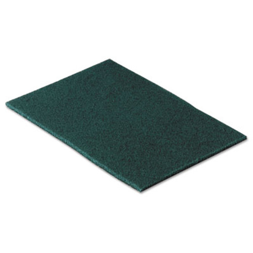Scotch-Brite PROFESSIONAL Commercial Scouring Pad, 6 x 9, 10/Pack (MMM96CC)