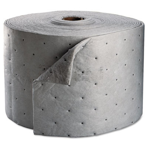 3M High-Capacity Maintenance Sorbent Roll, 31gal Capacity (MMMMRL15150DD)