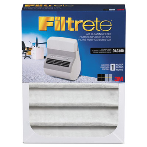 Filtrete Replacement Filter, 9 1/2 x 7 1/4 (MMMOAC100RF)